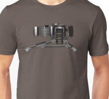 Metal Machine Camera Unisex T-Shirt