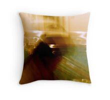Shiny Object Throw Pillow