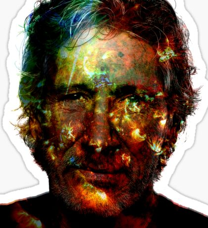 Roger The Genius Sticker