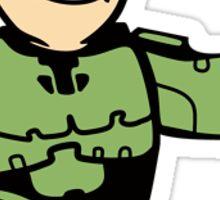 Fallout Chief Sticker