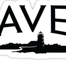 Haven Sticker