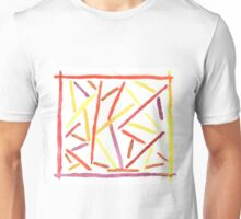 Pick Up Sticks Unisex T-Shirt