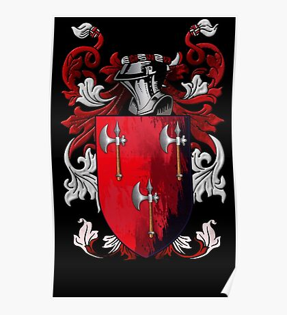 The Coat of Arms Poster