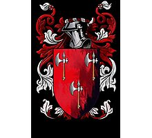 The Coat of Arms Photographic Print