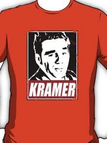 OBEY COSMO KRAMER T-Shirt