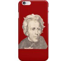 Portrait of Andrew Jackson iPhone Case/Skin
