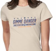 GIMME DANGER '73 Womens Fitted T-Shirt