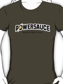 POWERSAUCE - APPLESAUCEOCITY! T-Shirt