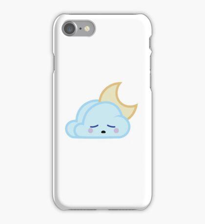 Mood Swing - Sleepy Cloud iPhone Case/Skin
