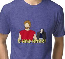 The Room O Hai Mark Tri-blend T-Shirt