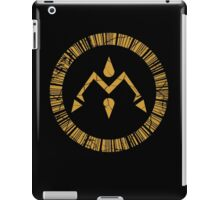 Crest of Miracles iPad Case/Skin