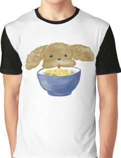 Makkachin Graphic T-Shirt