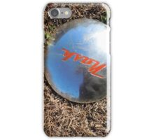 Nash hub cap iPhone Case/Skin