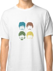Beatles 3 Classic T-Shirt