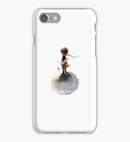 Little prince iPhone Case/Skin