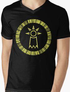 Crest of Hope Mens V-Neck T-Shirt