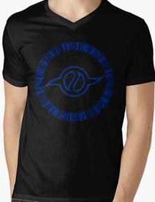 Crest of Friendship Mens V-Neck T-Shirt