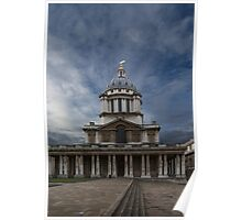 Greenwich buildings 1 Poster