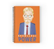 Adam ruins everything. Amazing trending design. Spiral Notebook