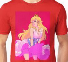 Pinup Peach Unisex T-Shirt
