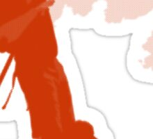 Tour the Dales - Fastest man Sticker