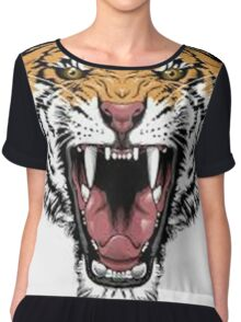 tiger Kalimantan Chiffon Top