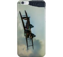 Business Class Travel In The 1930s iPhone Case/Skin