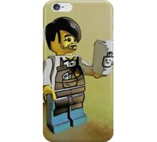 The world's best barista! iPhone Case/Skin