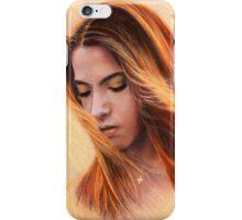 Sadness summer iPhone Case/Skin