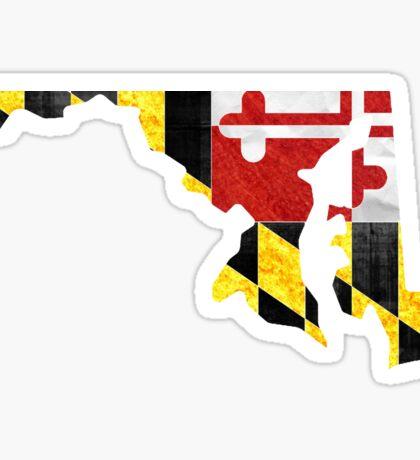 Maryland Sticker