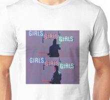 The 1975 Matty and Girls Neon Sign Unisex T-Shirt