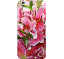 A bunch of Lilies iPhone Case/Skin