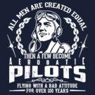 Aerobatic Pilot by Kyle Price
