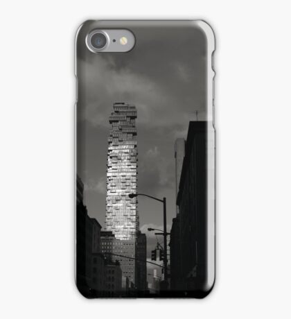 Jenga Tower  iPhone Case/Skin