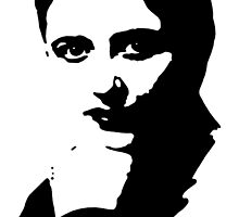 Ayn Rand by Ant-Acid