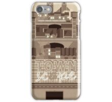 Townscape Vintage iPhone Case/Skin