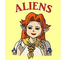 Romani Aliens Photographic Print