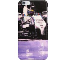 2014 Williams F1 Team FW 36 Felipe Massa  iPhone Case/Skin