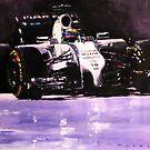 2014 Williams F1 Team FW 36 Felipe Massa  by Yuriy Shevchuk