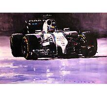 2014 Williams F1 Team FW 36 Felipe Massa  Photographic Print