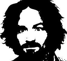 Charles Manson by Ant-Acid