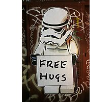 Free Hugs For You Photographic Print