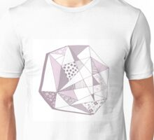 Abstract design Unisex T-Shirt