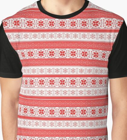 Christmas wrapping paper Graphic T-Shirt
