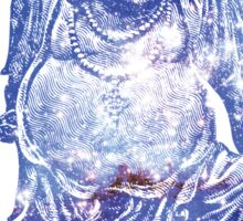 Happy Buddha | Scorpius Nebula Sticker