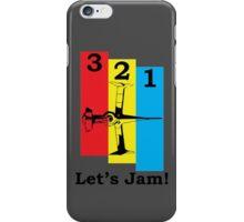 Cowboy Bebop 3, 2, 1, Let's Jam! iPhone Case/Skin