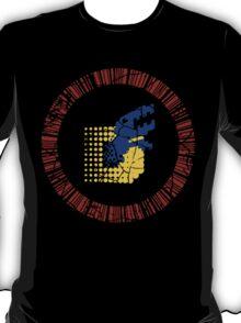 Digimon Tamers Card Symbol T-Shirt