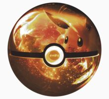 Eevee Pokeball by KarapaNz
