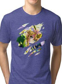 Leafa Anime Manga Shirt Tri-blend T-Shirt