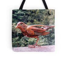 Robot Bird Tote Bag